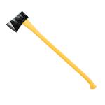 yellow single blade Hand Axe