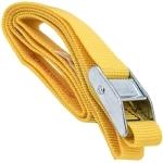 """2 1/2"""" X 8' Heavy duty tie down strap"""