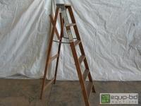 Step Ladder, 5 foot wood