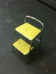Yellow Step Stool