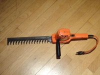 "13"" Electric Hedge Trimmer"