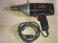 3/8 Light Duty hammer drill
