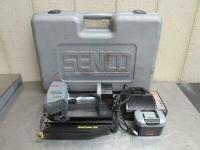 Finish Nail Gun Kit, Senco Battery operated