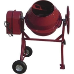 Cement Mixer- 3 1/3 cu ft.