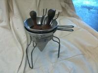 Canning kit (ricers & pot)