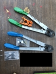 "Pex Crimp Tool Kit (1/2"" & 3/4"")"