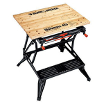 Balck and Decker workmate 200 table