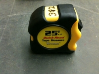 Tape measure, 25' Titan