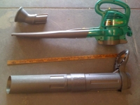 Leaf Blower/ Vacuum