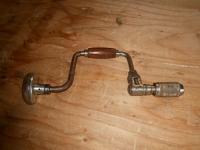Brace - hand drill