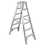6' Aluminum A-Frame Ladder