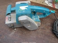 Sander, Belt, Makita 3x21 inch belt