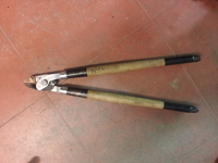 Wood Handled Compound Loppers