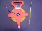 Tape measure 150' open reel