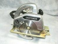 """Craftsman 6 1/2"""" Heavy Duty Circular Saw"""