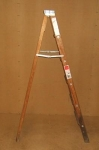 Keller Wooden 6' Step Ladder