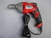 "Drill Motor 1/2"" Chuck Reversible"