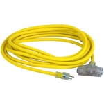 100' Triple Tap Extension cord
