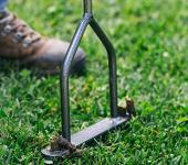 Aerator, lawn care