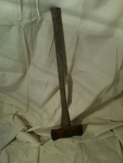 Long Handled Double Sided Axe