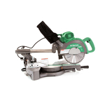"8"" Sliding compound Miter Saw"