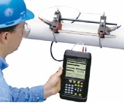 GE PT878 Ultrasonic flowmeter