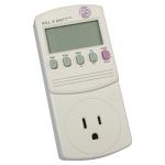 Kill A Watt electricity Usage Monitor