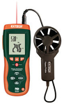 Thermo-Anemometer with IR Thermometer
