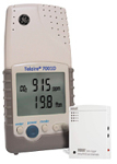 Telaire Carbon Dioxide/Temperature Monitor
