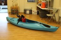 Single Person Manatee Kayak