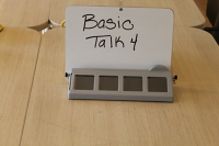 Basic Talk 4 w/ Strap