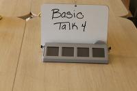 Basic Talk 4