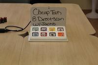 Cheap Talk 8 Direct Scan w/ Jacks