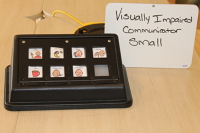 Visually Impaired Communicator (Small)