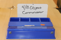 4/8 (4 to 8) Object Communicator