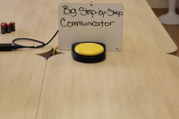 Big Step-by-Step Communicator