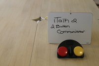 iTalk2 2 Button Communicator
