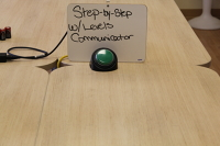 Step-by-Step Communicator with Levels