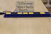 7 Message Take + Talk Go! Board