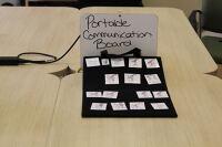 Velcro Communication Flip Boards