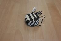 Zebra Pillow Switch