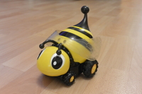 Bumble Bee on wheels