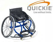 Quickie All Court Wheelchair (Blue)