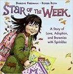 Star of the Week...A story of love, adoption and brownies with sprinkles