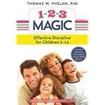 1-2-3 Magic Effective Discipline for Children 2-12 (3rd Edition)