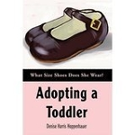 Adopting a Toddler: What SIze Shoes Does She Wear?