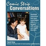 Comic Strip Conversations: Colorful, illustrated interaction with students with autism and related disorders