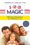 1-2-3 Magic Effective Discipline for Children 2-12 (3rd Edition)