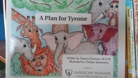 (A) Plan for Tyrone