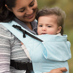 Connecta Baby Carrier Solar Sky